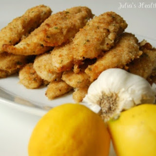 Roasted Chicken Tenderloins Recipe