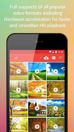 Video Player for Android 1.8 screenshot 144424