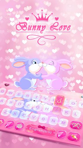 Bunny Love Theme for Keyboard