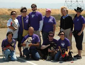 Photo: Furry Friends Rescue event team