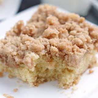 Crumb Cake.