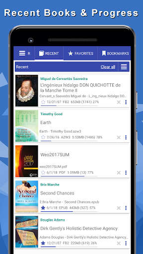 Librera - reads all books, PDF Reader 8.3.100 screenshots 19