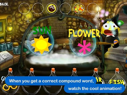 Compound Words With Gama- screenshot thumbnail