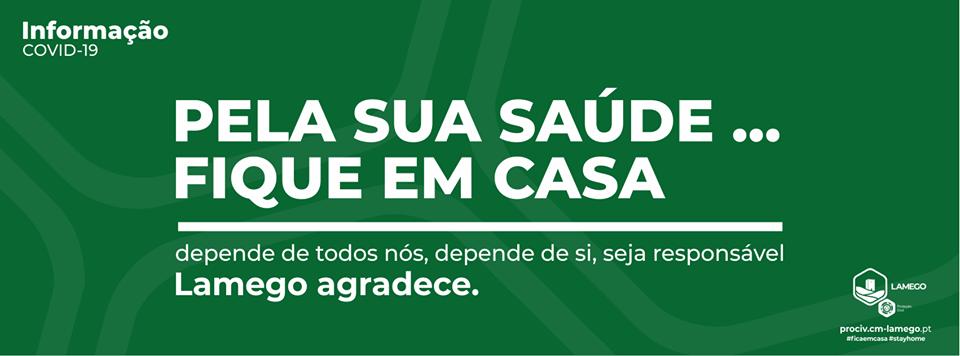 COVID-19 | Comunicado da Autoridade de Saúde do ACES Douro Sul