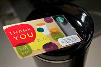 Photo: Thanks...play your cards right and there's a free coffee in it for you :)  #coffeethursday   +Coffee Thursday curated by +Jason Kowing and +Cheryl Cooper