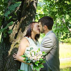 Wedding photographer Natalya Serebryakova (natasilver108). Photo of 14.08.2014