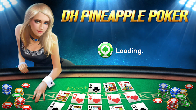 Dh Pineapple Poker