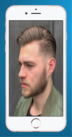 Men's Hairstyles 1.4 screenshot 2088773