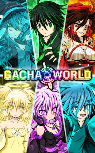 Gacha World- screenshot thumbnail