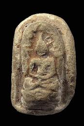 @HOTสวยCHAMPครับ พร้อมบัตรพระแท้ พระนาคปรกหลวงปู่ศุข วัดปากคลองมะขามเฒ่าปลุกเสก ปี 2464 เนื้อผง วัดตาปะขาวหาย สวยๆ แบบนี้หายากมากครับ!!!@