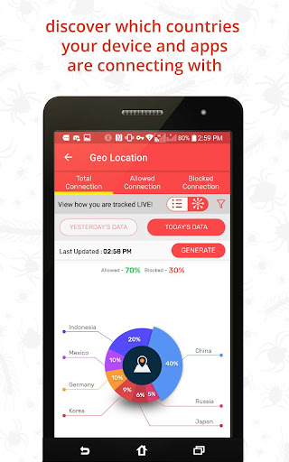 Redmorph Ultimate Privacy & Security Solution screenshot 6