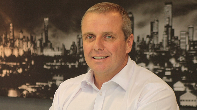 Comsol CEO Iain Stevenson.