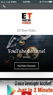 ET New Video - náhled