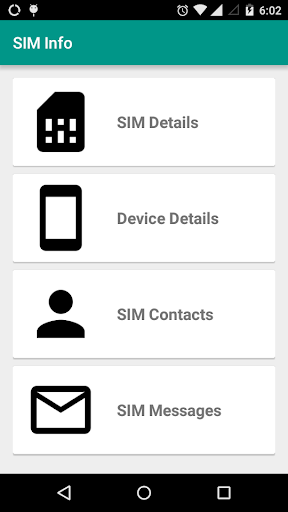 Sim Info & Contacts v1.2