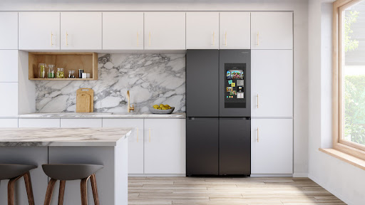 Samsung's Next-Generation Family Hub Offers Families Even More Convenience and Control