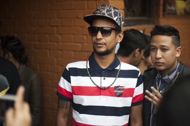 Rap battling is taking Nepali hip-hop to new heights