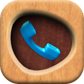 exDialer Wood Burrow Theme