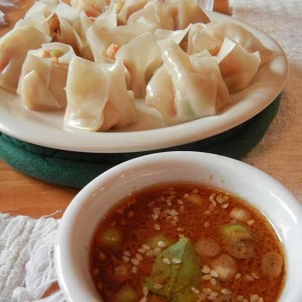 Chinese - Crab Sui Mai Recipe