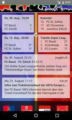 Rotblau - screenshot