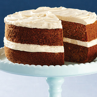 Almond Flour Carrot Cake.