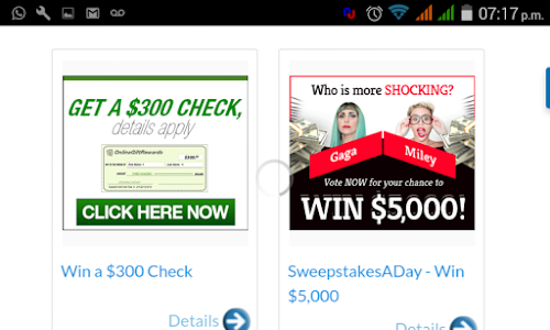 Cash Easy Free Gift Cards screenshot 4