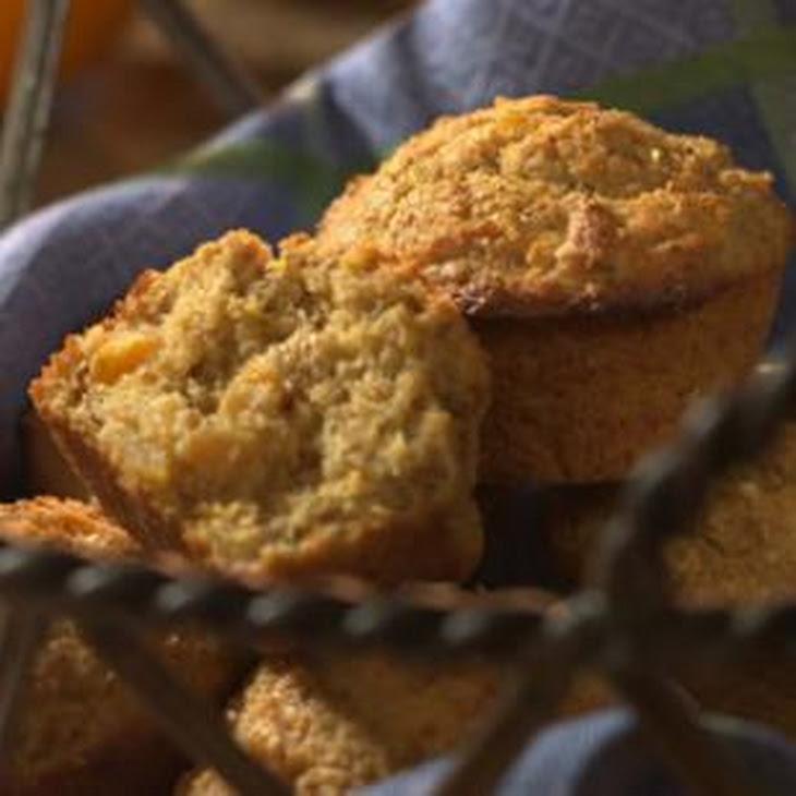 Apricot-Wheat Germ Muffins Recipe