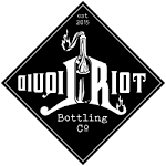 Logo of Liquid Riot Bottling Company Zwicklebier