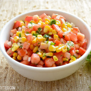 Tomato and Corn Relish