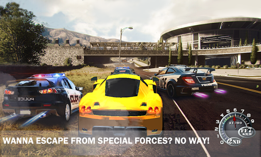 Police Chase Criminals 3D