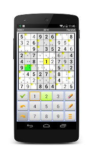 Sudoku 10'000 Plus Screenshot