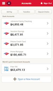 Bank of America v6.3.0
