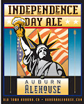 Logo of Auburn Alehouse Independence Day Ale