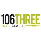 106.3 Radio Lafayette icon