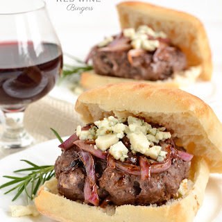 Red Wine Burger Recipes