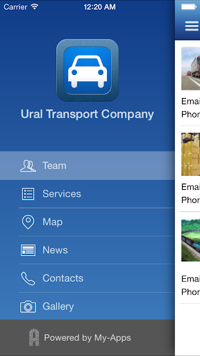 Ural Transport Company