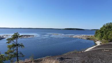Photo: Möja skärgården, taken from Kolkböte