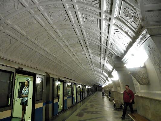 Mosca underground di elibetta