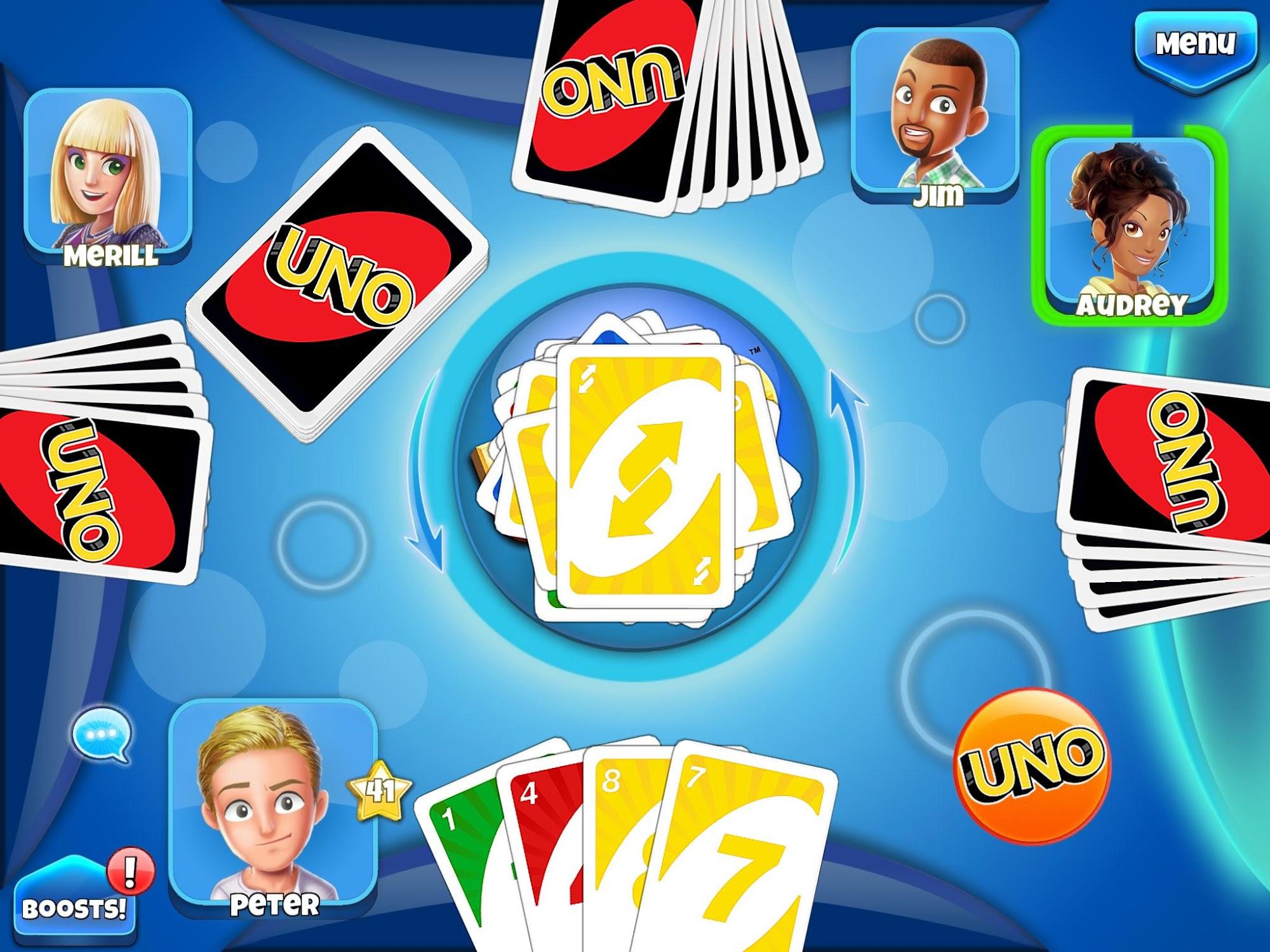 UNO ™ & Friends screenshot #6