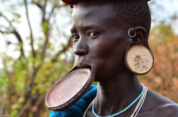 Tribal Traditions Lip Ear