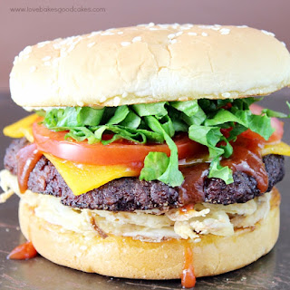 Copycat Red Robin Whiskey River BBQ Burger Recipe
