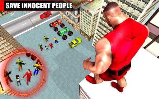Spider Rope Hero Man screenshot 6