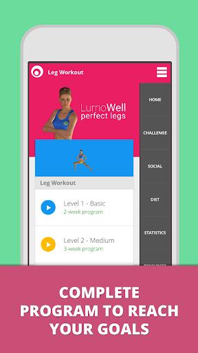 Leg Workout - LumoWell