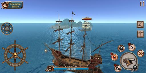 Ships of Battle: Ages of Pirates -Wars u2019n Strategy 2.4.1 screenshots 9