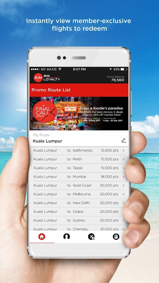AirAsia BIG- screenshot