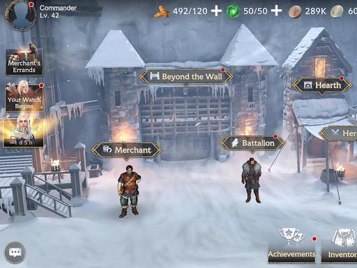 Game of Thrones Beyond the Wallu2122 apkdebit screenshots 24