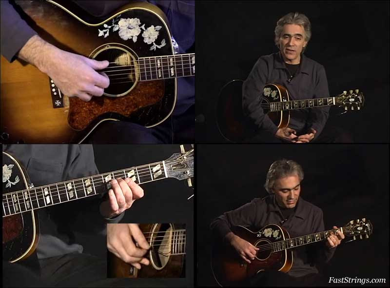 Woody Mann - Art Of Acoustic Blues Guitar: Handful Of Riffs