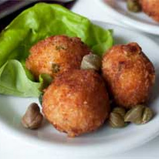 Russian Shrimp Balls