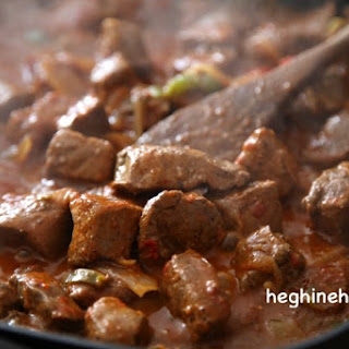 Fried Beef Liver Recipe
