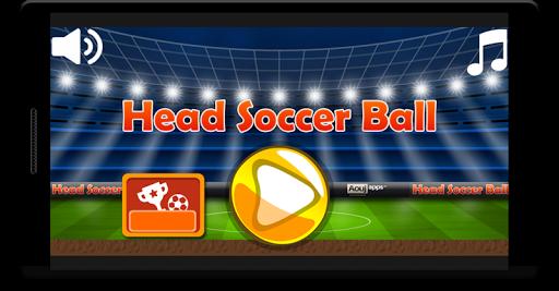 Head Soccer Ball - Kick Ball Games 3.5 screenshots 1