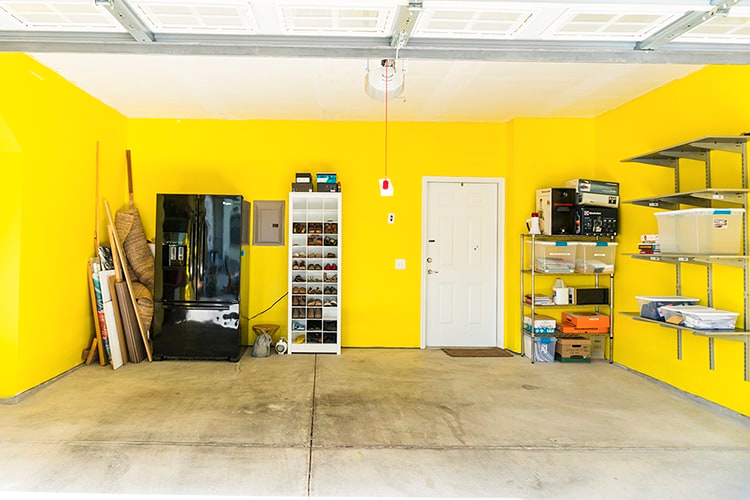 The Bright & Bold Garage Makeover